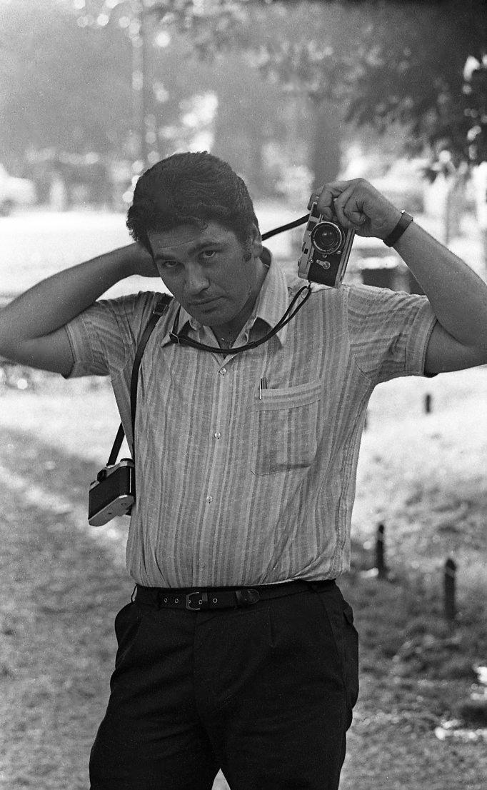 Il tempo di uno Scatto: le fotografie del 58, 68 e 78 di Marcello Geppetti