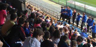 Dalla scuola allo stadio