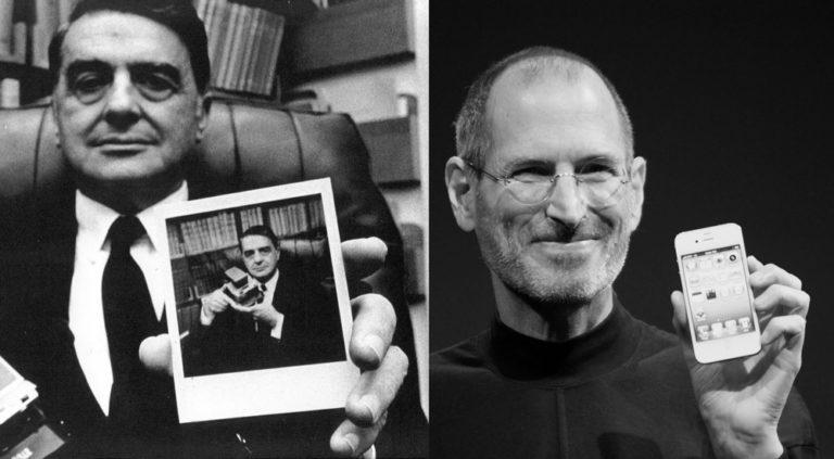 La Polaroid è come la Nutella, i Lego, Giovanni Rana…