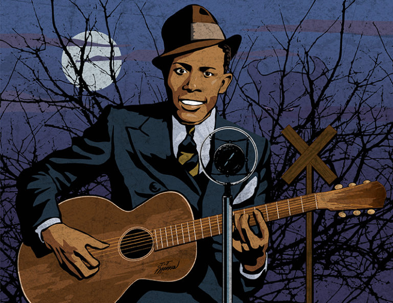Robert Johnson: il chitarrista senz'anima!