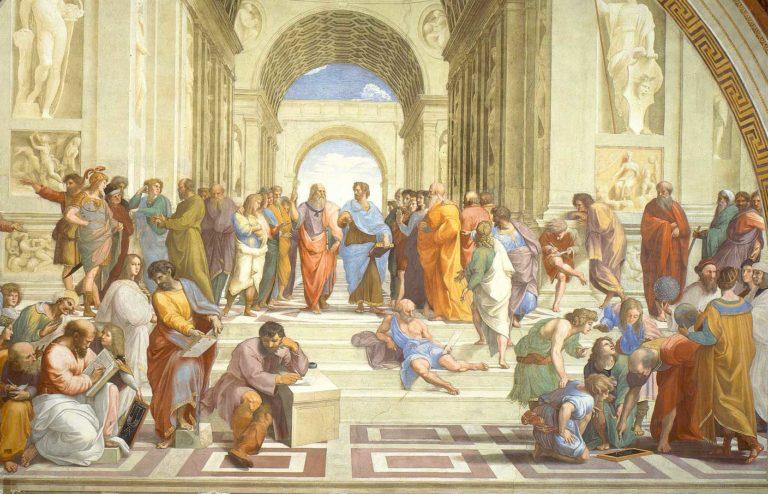 Il modello Riace: tra Platone, Aristotele e Raffaello