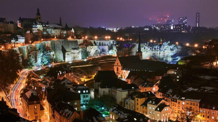 trasporti gratis in Lussemburgo