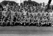 90° corso Allievi Ufficiali di Complemento di Artiglieria Contraerea di Sabaudia