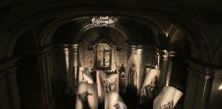 EXTASES: l'estasi dell'arte nel ventre di Napoli