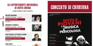 Programma Civita Cinema 2019