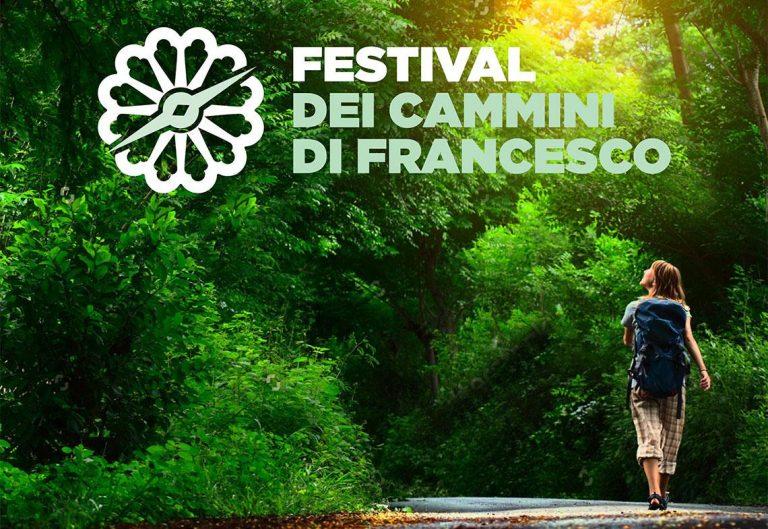Festival dei Cammini di Francesco: a Sansepolcro (AR) il 7-8-9 giugno la III edizione