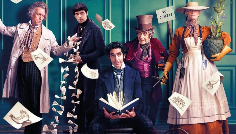 La vita straordinaria di David Copperfield, il Dickens di Armando Iannucci è una delizia per gli occhi
