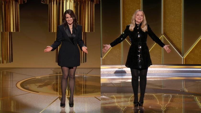 Le presentatrici, Tina Fey e Amy Poehler