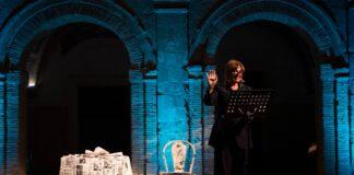 Elena Bonelli interpreta Brecht - Civitafestival